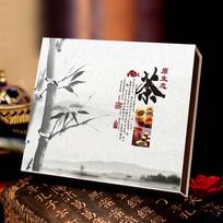 中国风原生态茶叶包装