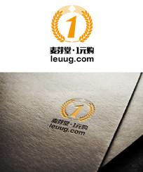 黄色麦子网购logo