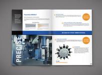 企业画册内页设计