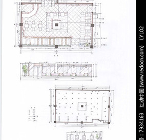 茶室设计图
