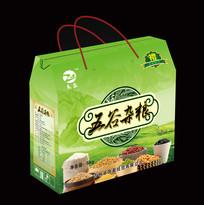 五谷杂粮食品包装礼盒