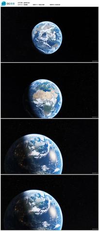 地球高清视频素材