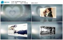 AE CS6简约婚礼片头展示