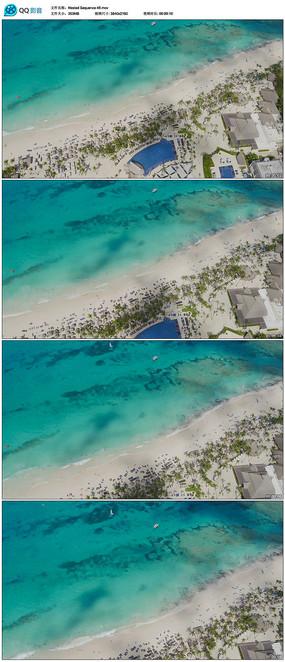 海边沙滩视频