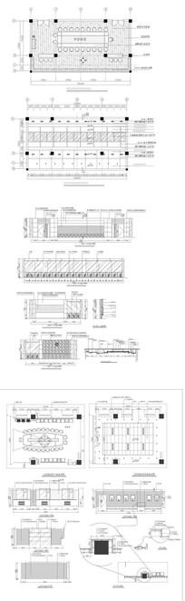 会议室施工图