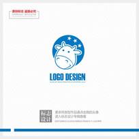 儿童母婴产品品牌标志设计