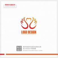 高端婚庆活动策划广告公司标志设计
