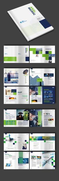 科技画册板式设计