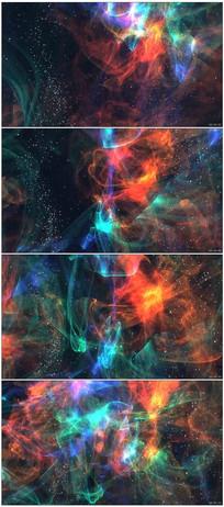 梦幻缤纷多彩光效LED素材