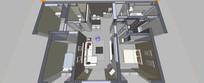 室内装修模型