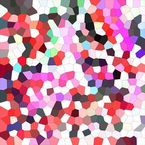 染色玻璃艺术画
