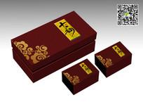 高大上古韵茶包装礼盒