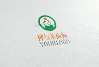 意境禅茶logo商标
