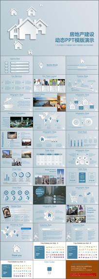 房地产行业营销策划方案动态PPT