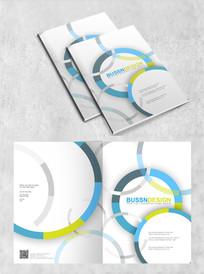 企业宣传画册封面设计