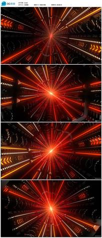 时空隧道穿梭视频素材