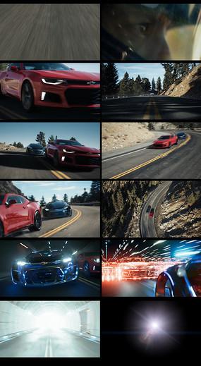 汽车视频素材