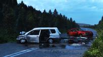 公路上的车祸3d模型