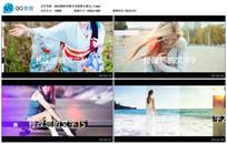 AECS6时尚夏日风格图文展示视频