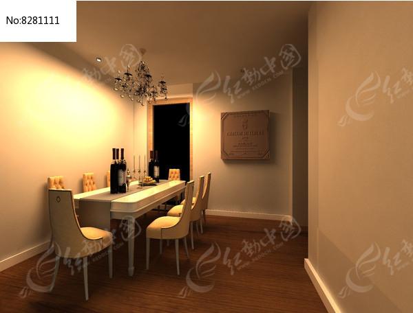 餐厅CAD源文件图片
