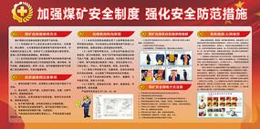 企业安全制度安全生产宣传展板