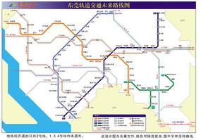 东莞地图矢量