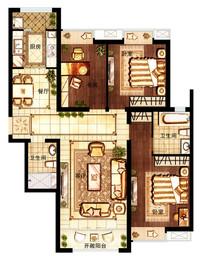 室内设计户型PS