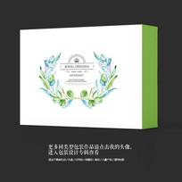 国外奢侈品珠宝包装盒设计