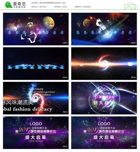 宇宙穿梭启动仪式视频