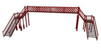 钢构架天桥