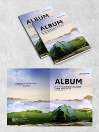 自然旅游封面