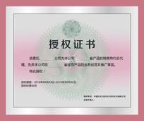 授权证书代理证书