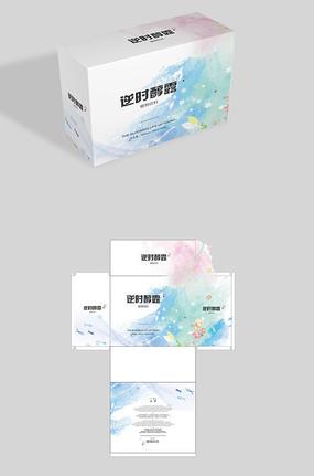 创意保健品包装盒