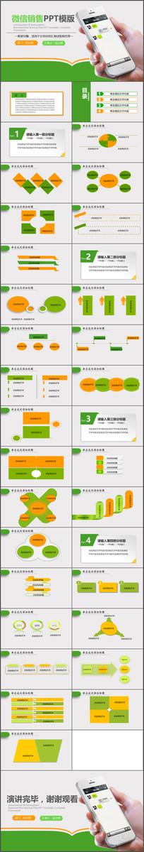 微信运营管理营销策划PPT