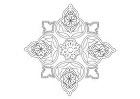 葫芦元素雕刻纹样