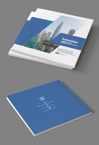媒体公司企业画册封面