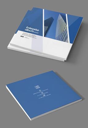 信息技术企业画册封面
