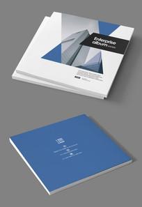 印刷公司企业画册封面