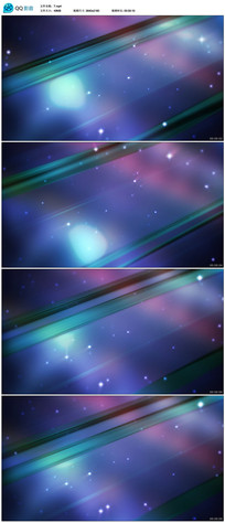LED舞台背景视频素材