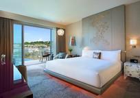 宾馆房间卧室装修设计
