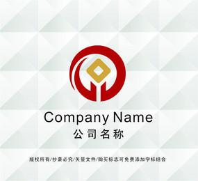 钱logo