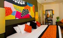 现代酒店宾馆房间设计