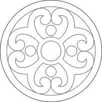 中式纹样图案