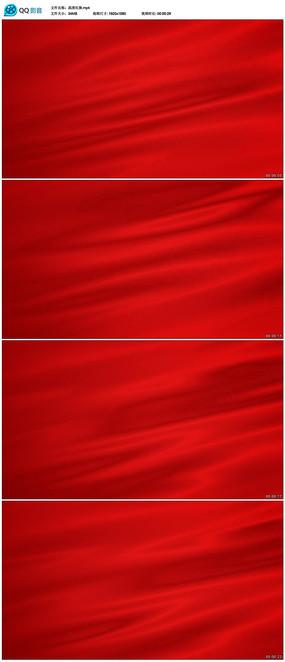 红旗飘飘视频素材