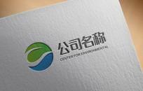 简约生态科技企业logo