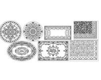 CAD中國傳統文化圖案