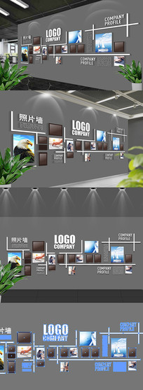创意企业照片墙