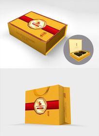 金色富贵茯茶包装设计