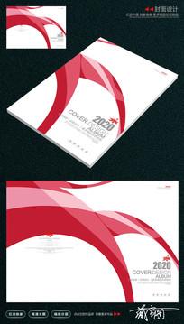 企业简约封面模板设计