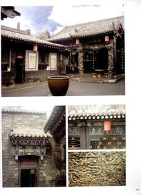 龙图腾石墙古建